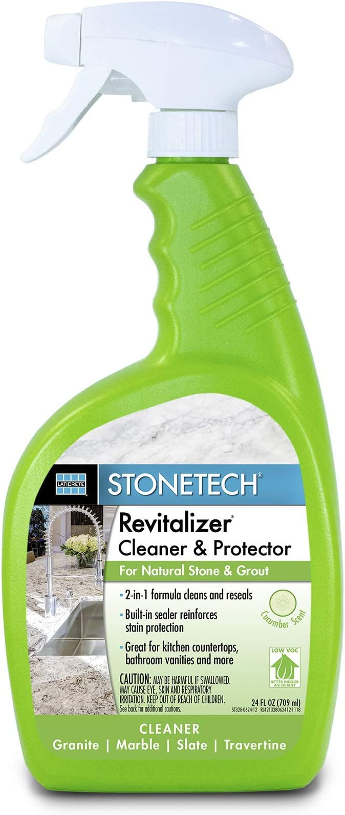 Amazon Com Stonetech Revitalizer Cleaner Protector For Tile