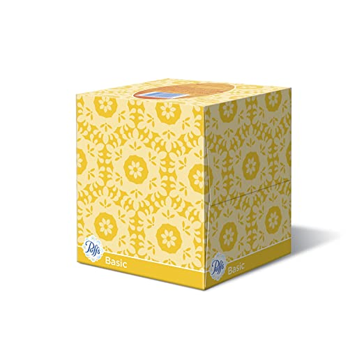 Amazon.com: Puffs Plus Lotion Facial Tissues, 3 Family Boxes, 124 Tissues Per Box: Health & Personal Care