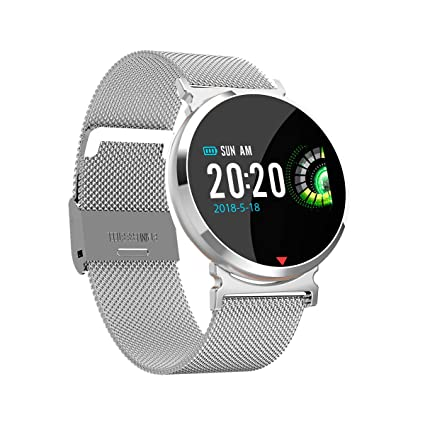 Amazon.com: Fitness Tracker,Smart Watch HD Color Screen ...