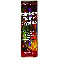 Rutland Products Rainbow Rutland 715 Flame Crystal-16 oz, 1 Unit