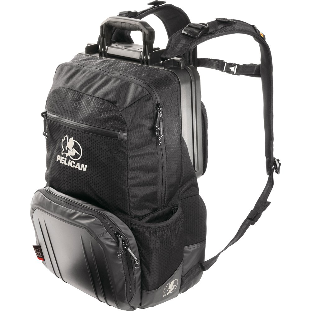 Pelican Products 0S1400-0003-110 ProGear Sport Tablet Backpack for iPad/Tablets/Netbooks (Black)