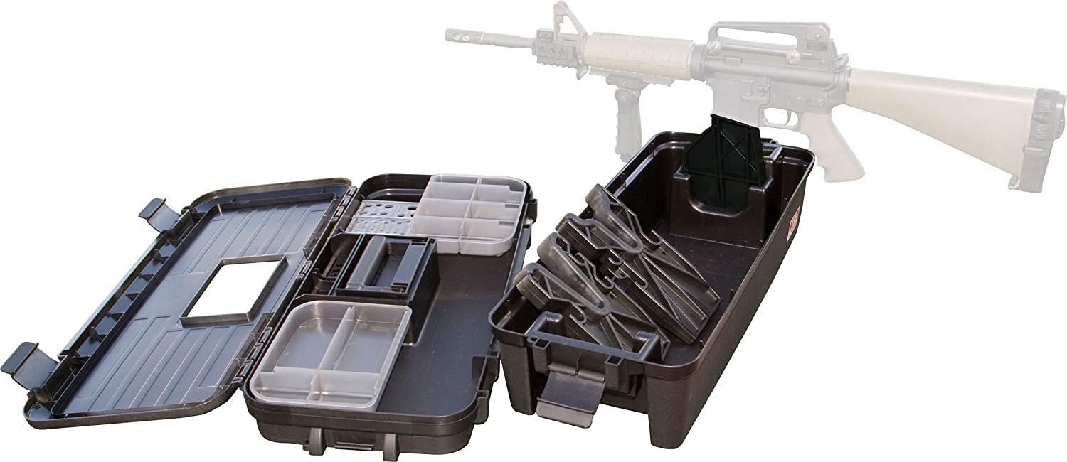 MTM Tactical Range Box – the Ultimate Shooters Case for AR's