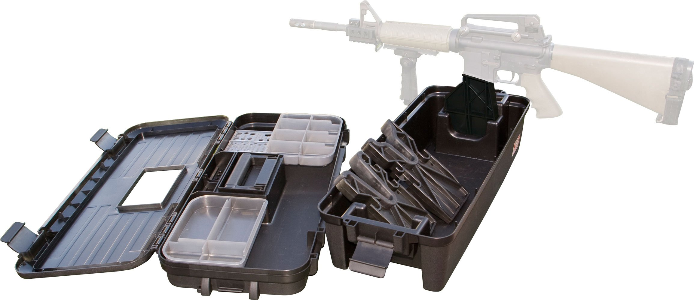 MTM Tactical Range Box - the Ultimate Shooters Case for AR's by MTM