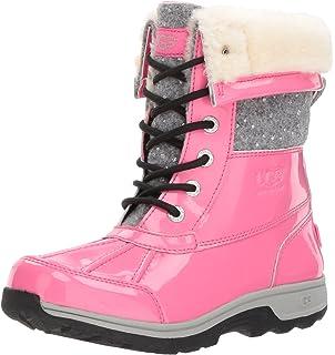 2812fc0ebeb UGG Little Kids Classic Short II Petal Boot Pink Azalea Size 10 ...