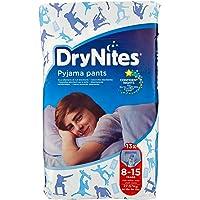 DryNites - Calzoncillos absorbentes para niños de 8-15