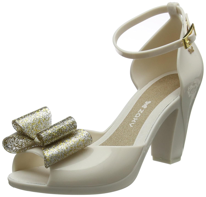 Zaxy Zaxy Zaxy Diva Bow 2, Scarpe con Cinturino alla Caviglia Donna  Gold (Gold Glitter) 0eb7cc