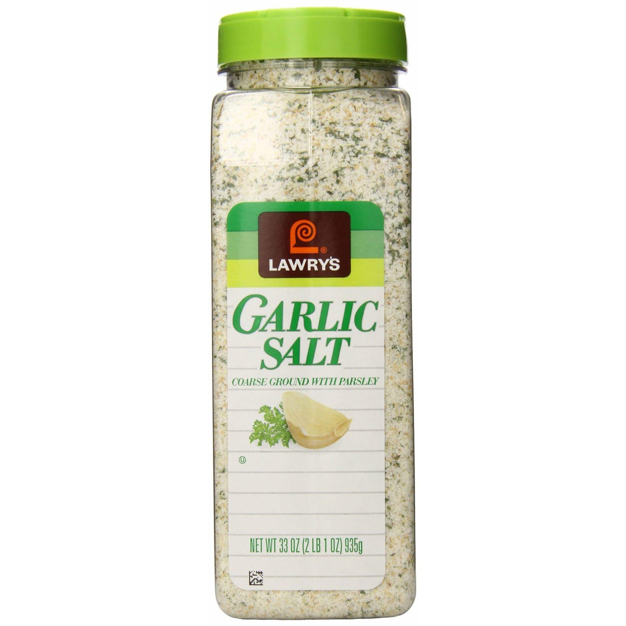 Lawry's Garlic Salt, 33 oz. (pack of 2)