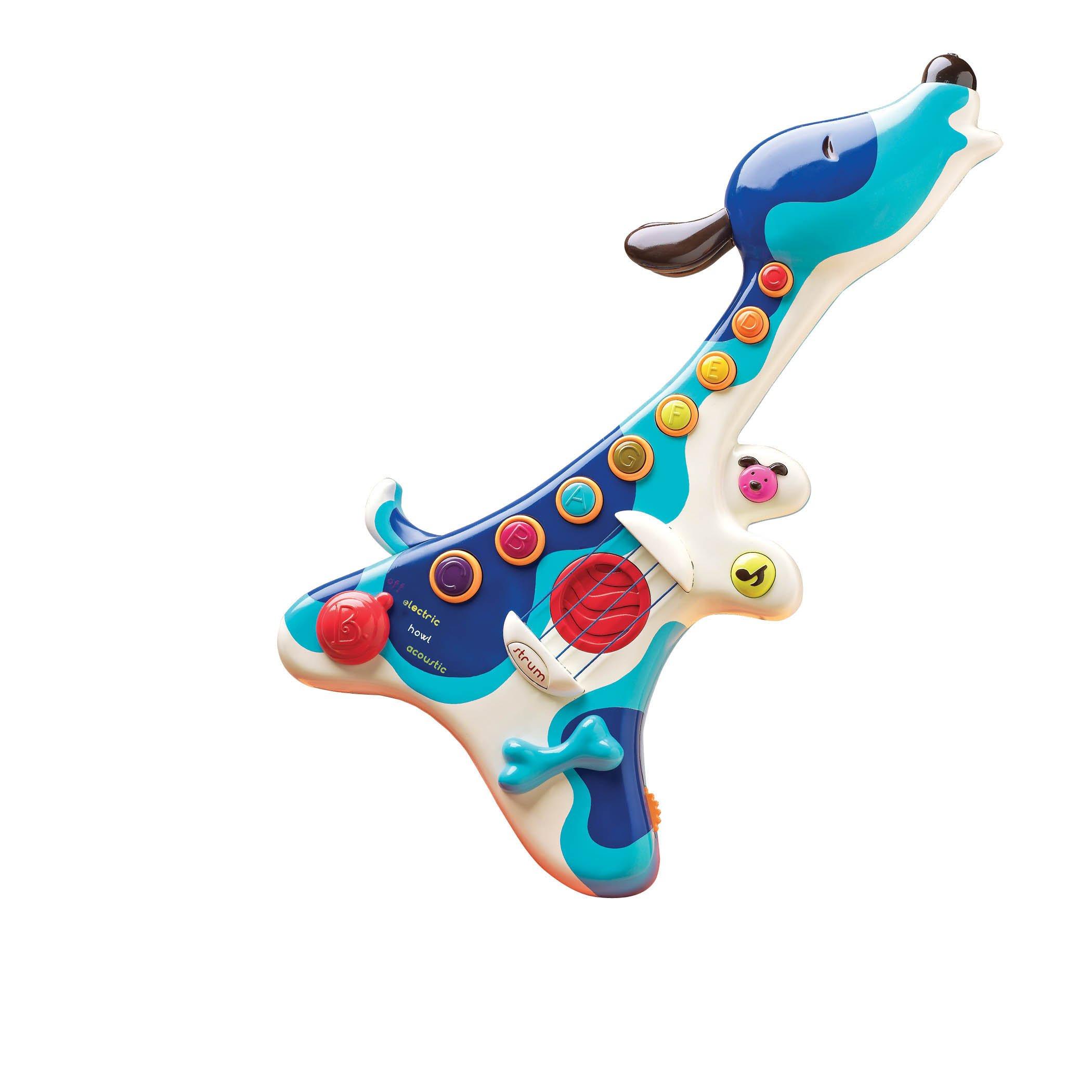 B. Woofer (Hound Dog Guitar) by B. toys by Battat