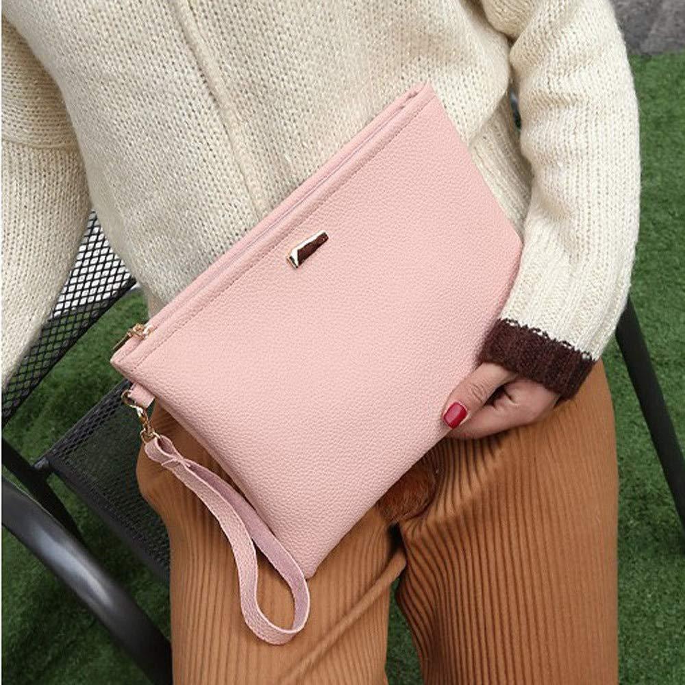 2017 Fashion PU Leather Womens Clutch Bag Women Envelope Evening Female Clutches Handbag Bolsa Feminina Purse