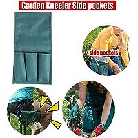 Bolsa Lateral pequeña Herramienta Plegable Garden Kneeler Bench - Trajes para Garden Bench Garden Kneeler | Se Puede Usar para taburetes de jardín con Bolsa de Herramientas