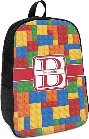 Personalized Building Blocks Kids Backpack