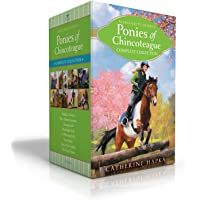 Marguerite Henry's Ponies of Chincoteague Complete Collection: Maddie's Dream / Blue Ribbon Summer / Chasing Gold / Moonlight Mile / A Winning Gift / True Riders / Back in the Saddle / The Road Home