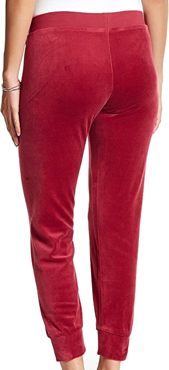 Juicy Couture - Chándal - para Mujer Rojo Well Coiffed X-Small ...