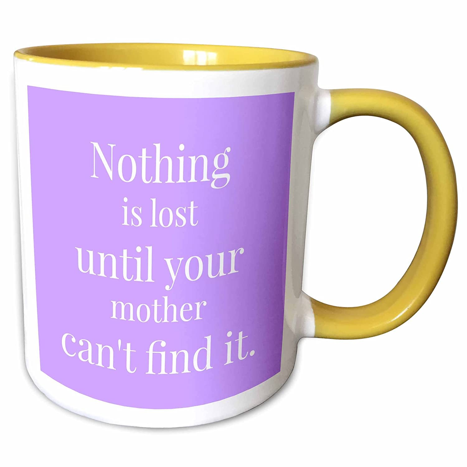 Amazon.com: 3dRose Jacoba mothers day quotes - Nothing is ...