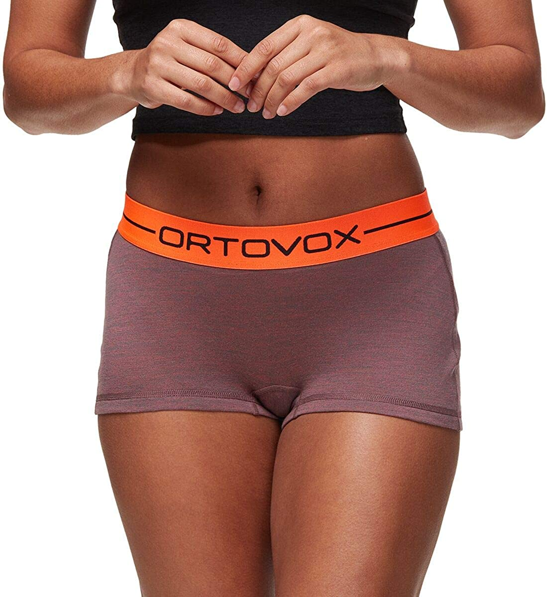 Limited time for free Recommended shipping Ortovox Merino 185 Rock'N'Wool - Women's Hot Pant