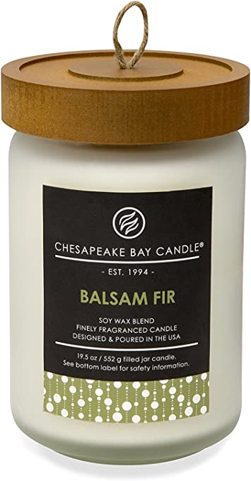 Balsam Fir Large PT96749 Chesapeake Bay Candle Scented Candle