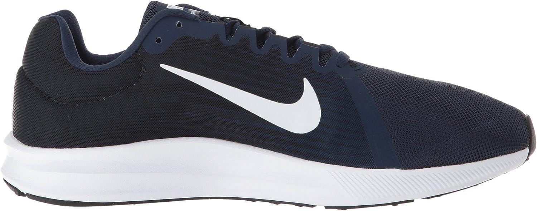 Nike Men's Downshifter 8 Extra Wide (4E) Running Shoe White