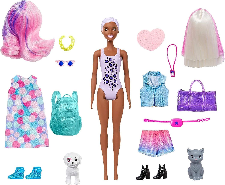 Amazon.es: Barbie Color Reveal (Mattel GPD57): Juguetes y juegos