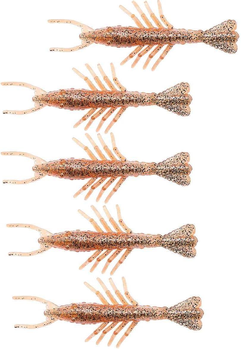 Z-MAN Scented ShrimpZ Soft Plastic Craw Bait