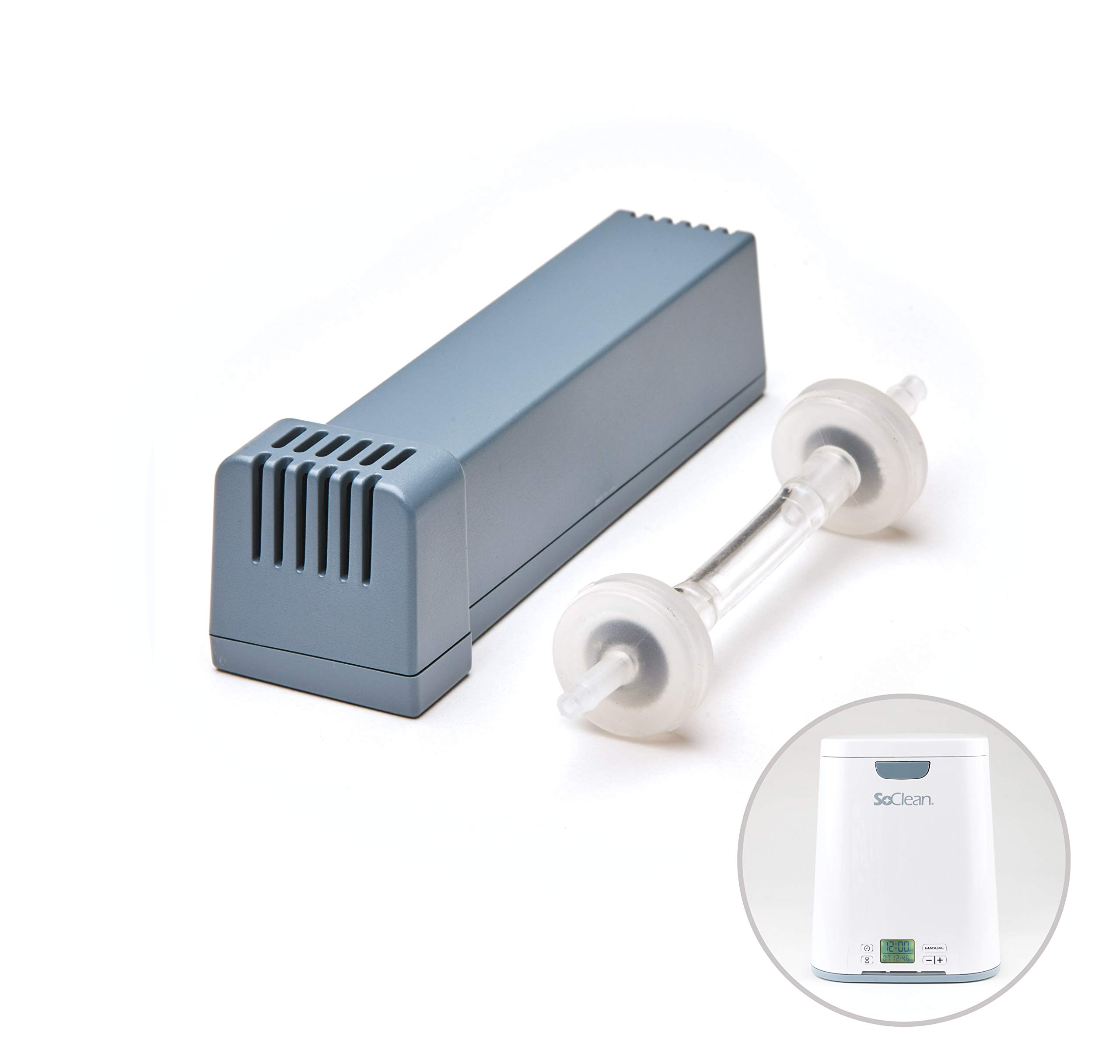 SoClean 2: Cartridge Filter Kit - Authentic Manufacturer Produced and Tested - Protects SoClean 2 Product Warranty