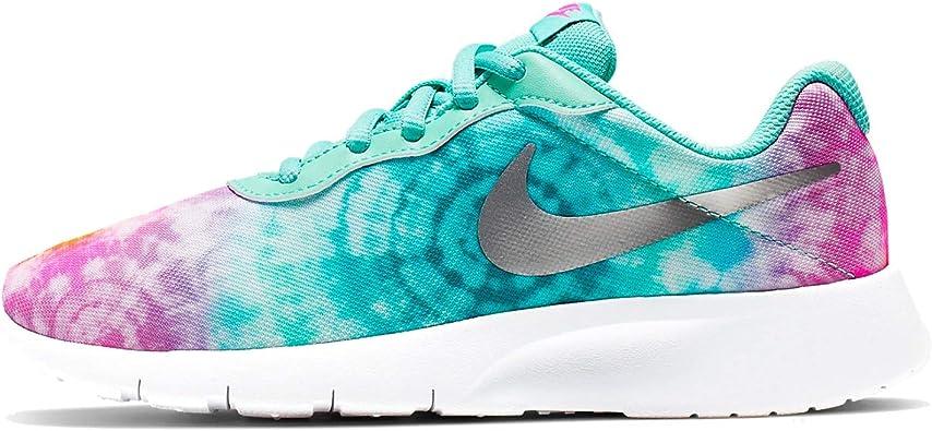 Amazon.com | Nike Tanjun Print (gs) Big