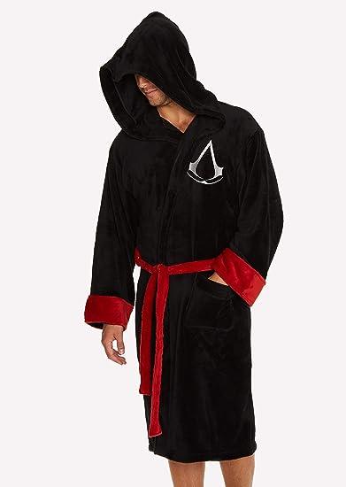 5f61d38d8c Groovy Assassin s Creed Hooded Bathrobe