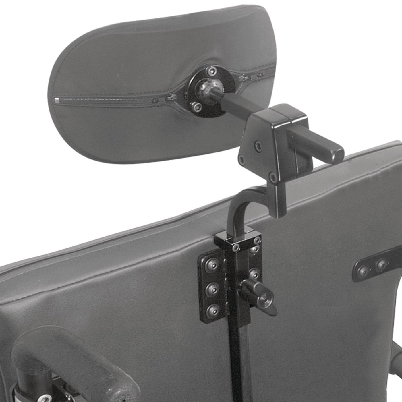 Therafin Multi-Axis Offset Headrest Assembly Kit