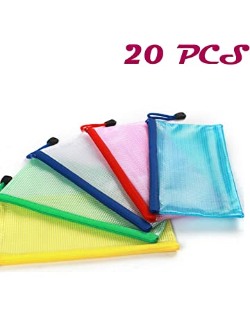 File Folder Fast Deliver B6 A4 A5 Fruit Wonderful Day Transparent Pvc Document Bag File Folder Stationery Organizer Filing Products