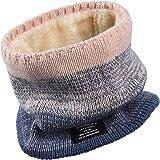 Neck Gaiter Face Mask Bandana Scarf Neck Warmer Winter Fleece Scarf for Men Women