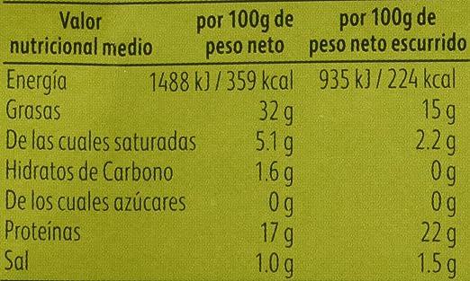 Calvo Atún Claro en Aceite de Oliva - Pack de 3 x 80 g - Total: 240 g