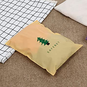 MSOOO - Bolsas de almacenamiento resistentes al agua para ropa interior
