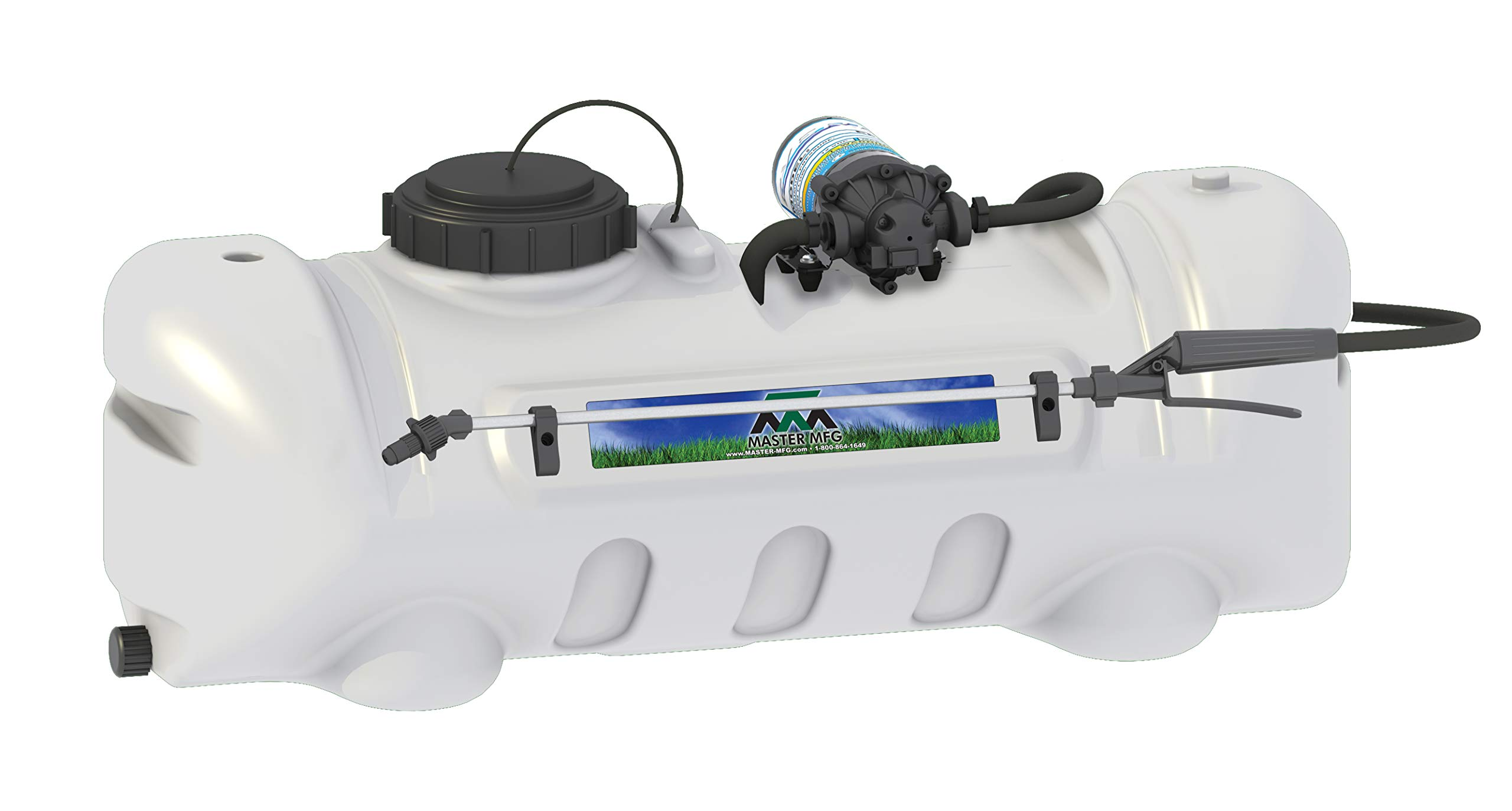 Master Manufacturing SSO-01-015A-MM 15 Gallon Spot Sprayer-Everflo 2.2 GPM by Master Manufacturing (Image #1)