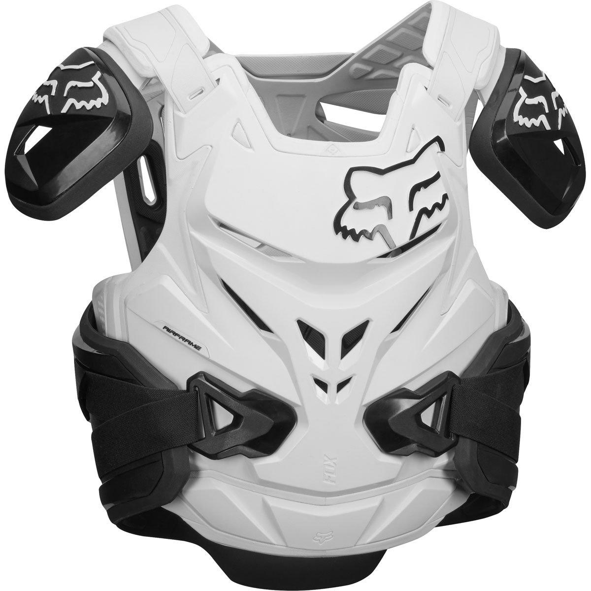 Fox Racing Airframe Pro Jacket CE-Black/White-L/XL