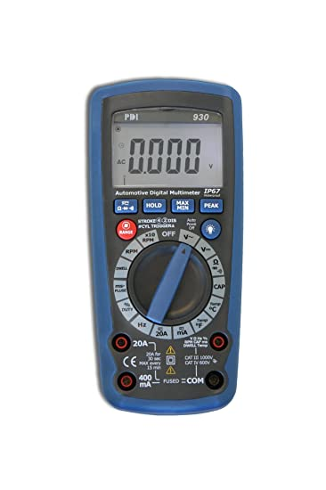 Image result for automotive multimeter