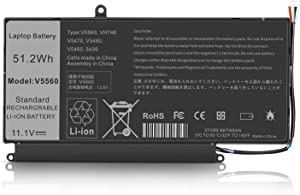 Type VH748 Laptop Battery for Dell Inspiron 14 5439 Dell Vostro 5460 5470 5560
