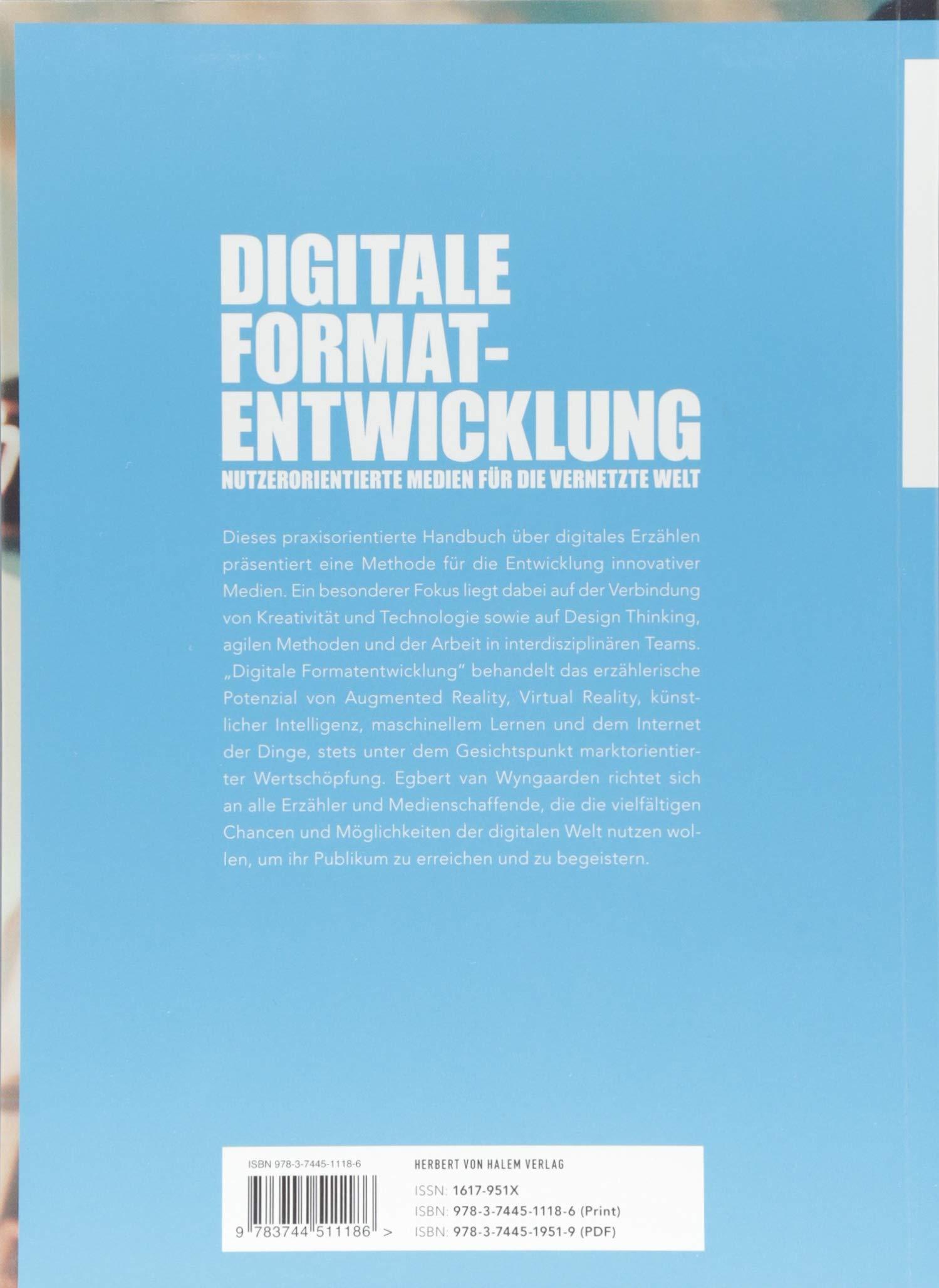 digitale formatentwicklung nutzerorientierte medien fr die vernetzte welt praxis film