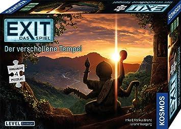 KOSMOS EXIT Das Spiel Puzzle Der einsame Leuchtturm Puzzle Spiel ab 12 Jahren