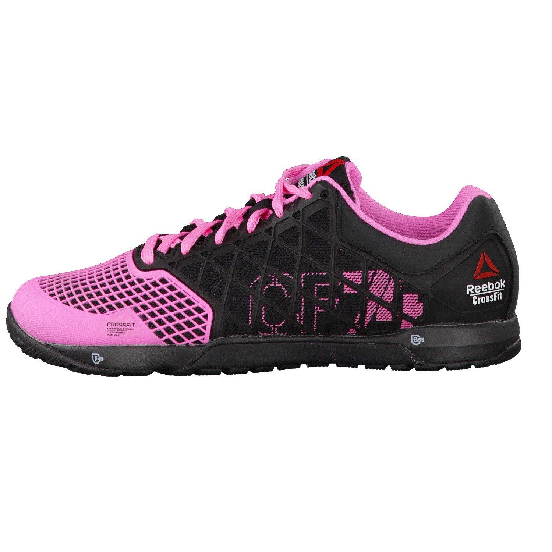 51faacacfdb858 Reebok Crossfit Nano 4.0 Indoor Multisport Shoes for Women Black ...