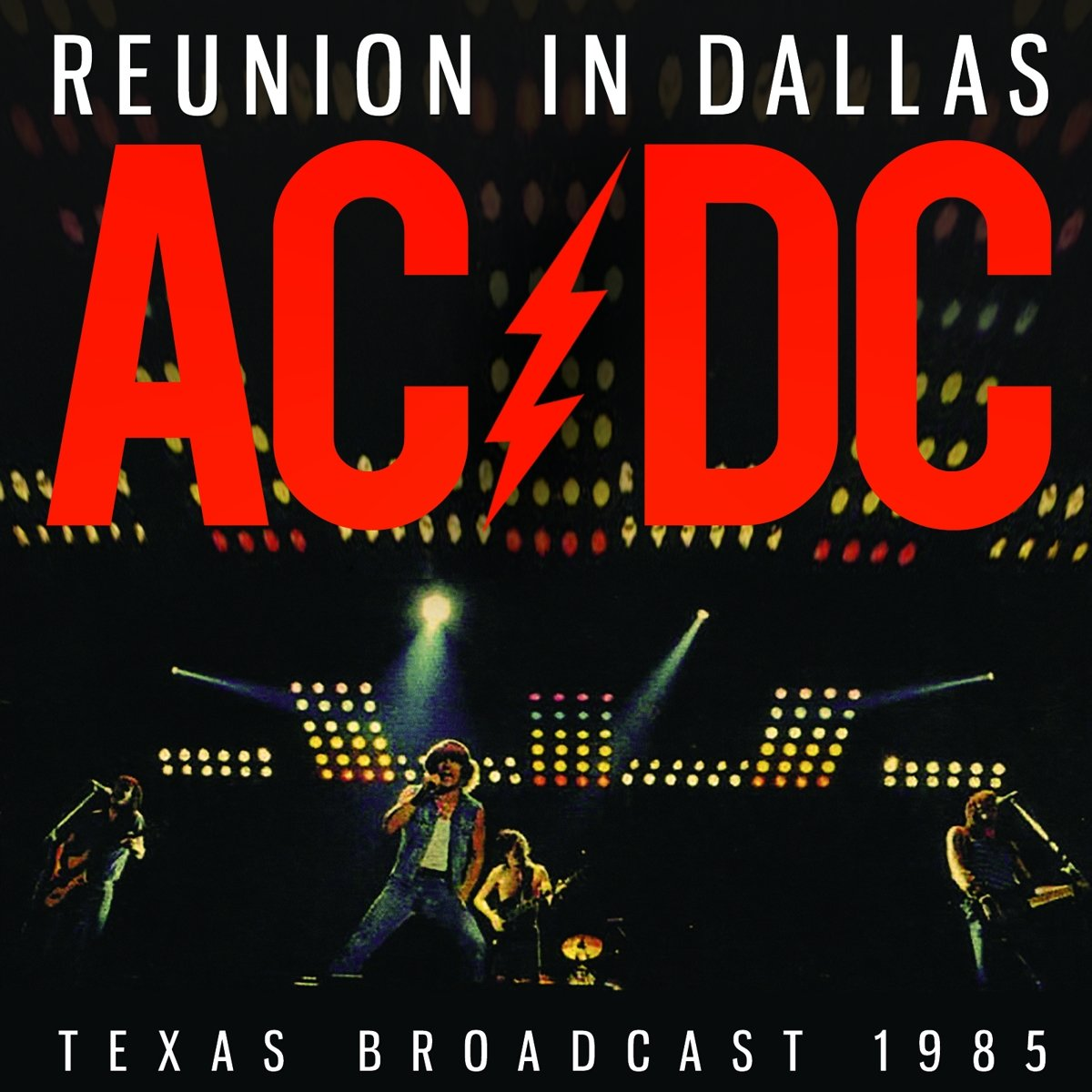 Reunion in Dallas - Ac/Dc: Amazon.de: Musik