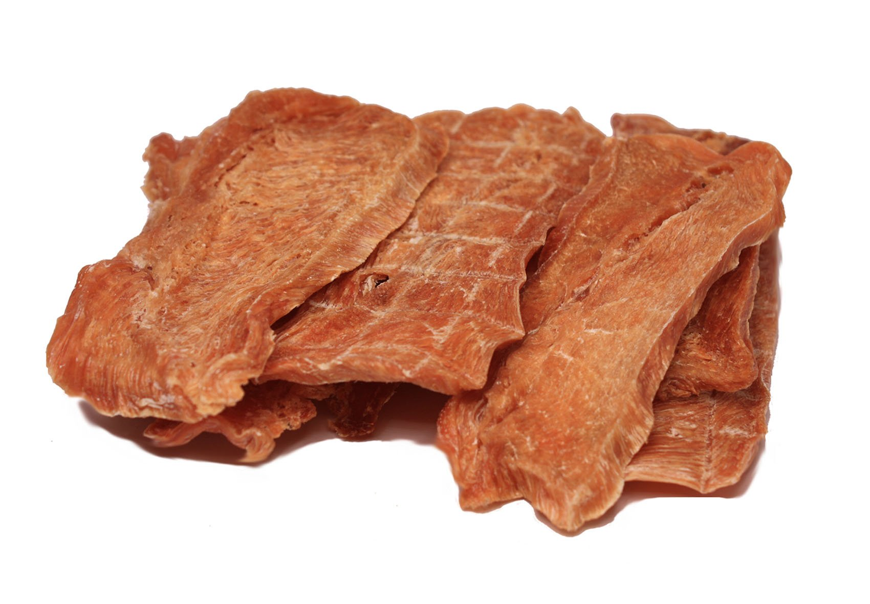 Preen Pets Chicken Breast Jerky Dog Treats - 100% USA Lean Chicken Breast (2 Pounds) by Preen Pets (Image #1)