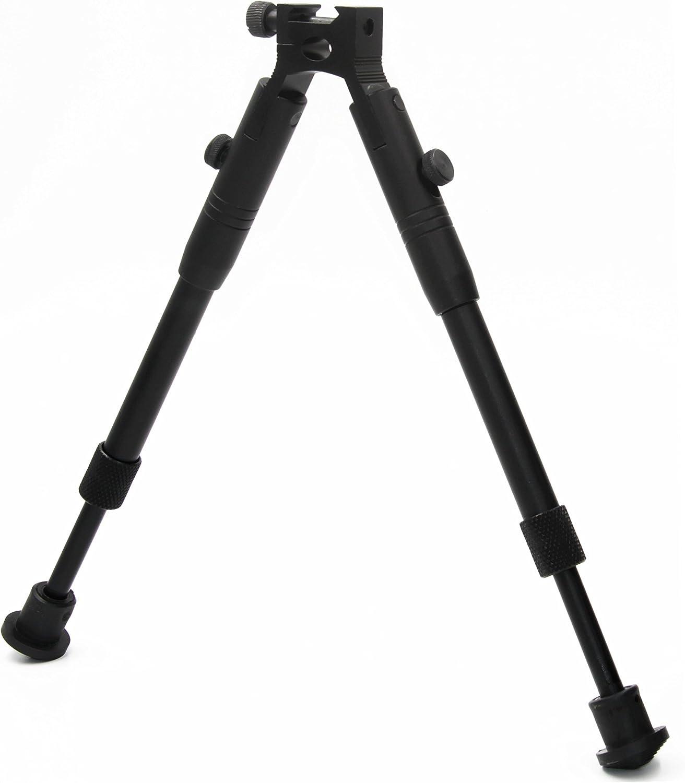 Bipod Rifle Durable Tactical 9-11 QD Picatinny Rail Mount Adjustable Bb Op Gun