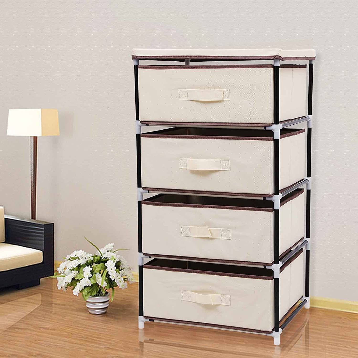 style ideas organizers new drawer with decorating tower in drawers architecture shelves and glamorous closet organization
