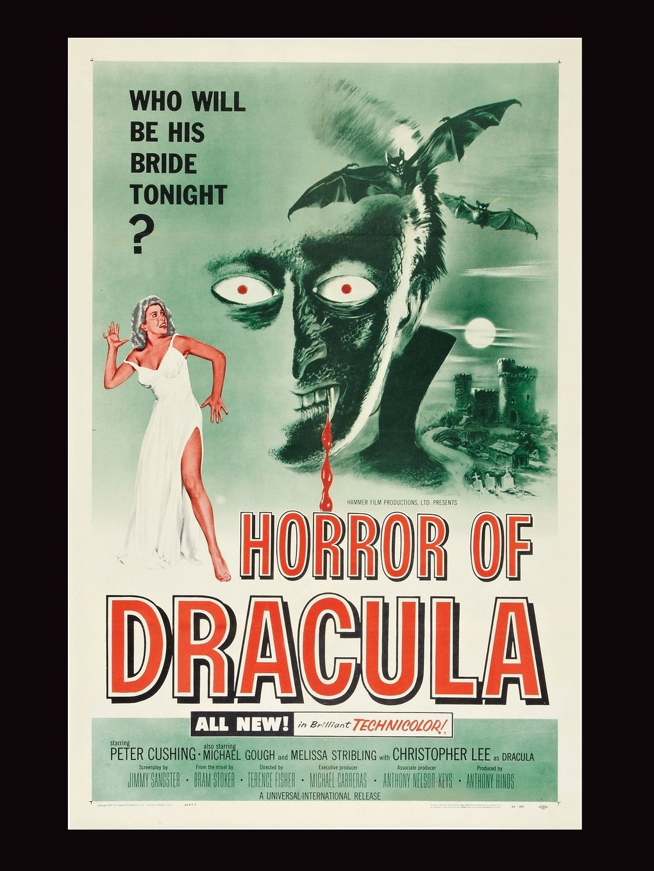 The Horror of Dracula pdf epub
