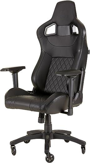 CORSAIR T3 RUSH Gaming Chair Comfort Design, Charcoal