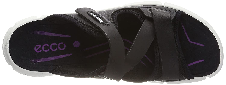 abd5331d154 ECCO Women's Intrinsic Open Back Slippers, Black (BlackBlack 51052), 3.5  UK: Amazon.co.uk: Shoes & Bags