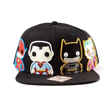Gorra DC Funko Superhéroes: Amazon.es: Ropa y accesorios