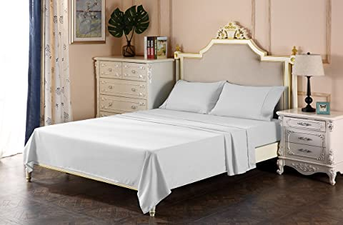 Hotel Luxury Bed Sheets Set-Top Quality Softest Bedding 1800 Series Platinum Collection-Deep