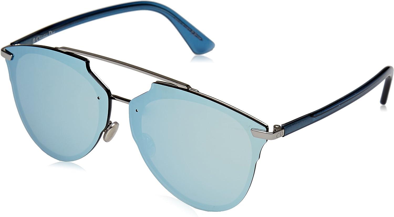 Dior DIORREFLECTEDP RQ S62 Gafas de sol, Azul (Ruthen Bluette/Azure Marl), 63 para Mujer
