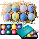 Amazon Price History for:Bath Bombs Gift Set - Relaxing Bubble Bath Products For Women - 8 Large Bath Bomb Fizzies - Relaxation Spa Kit Gifts For Her - Unique White Elephant and Birthday Gifts - Beauty Products by Zen Breeze
