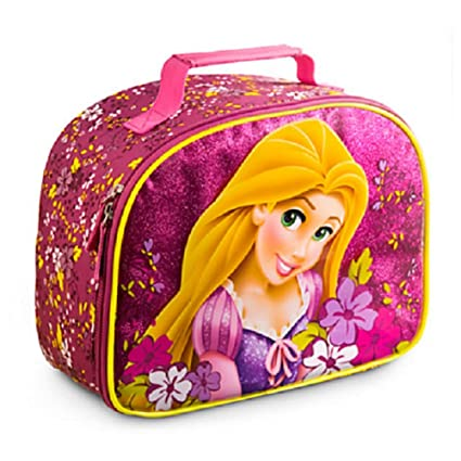 43d77600a28 Amazon.com  Disney Store Princess Rapunzel Lunch Box Tote Bag  Kitchen    Dining
